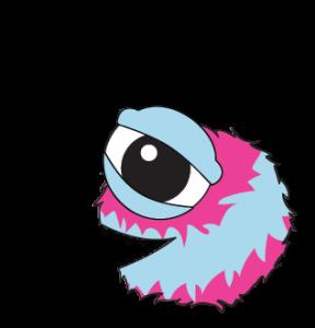 furry eye